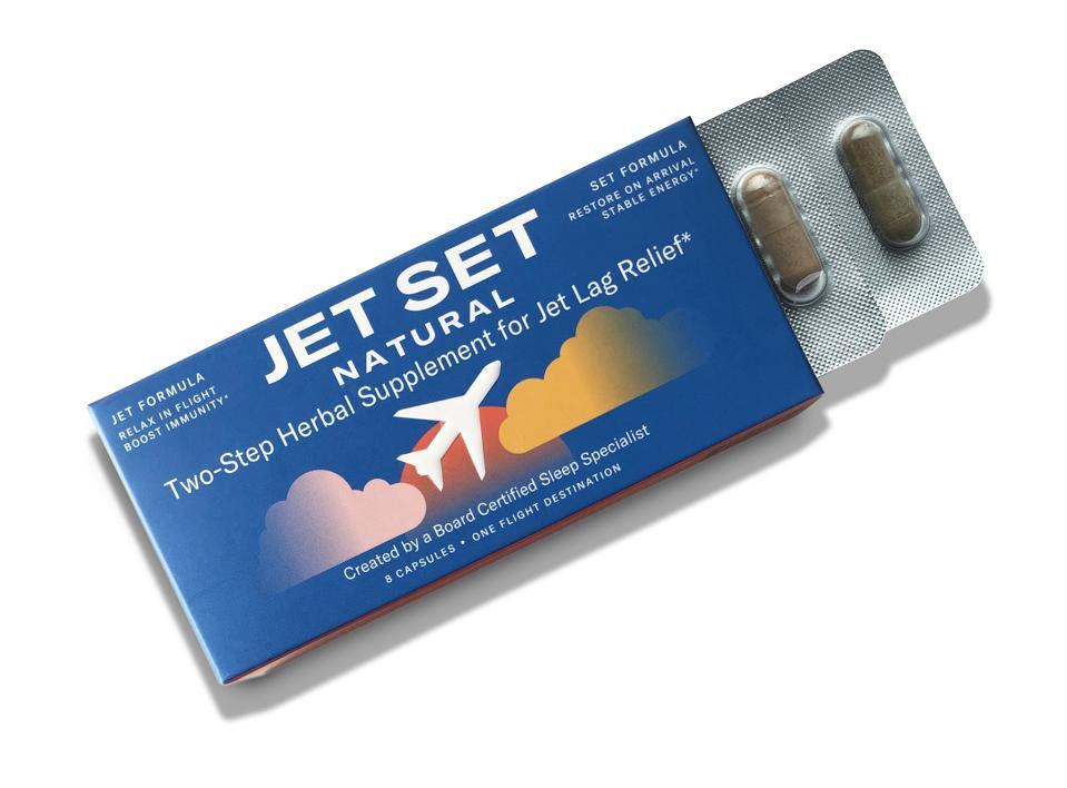 Jet Set Natural