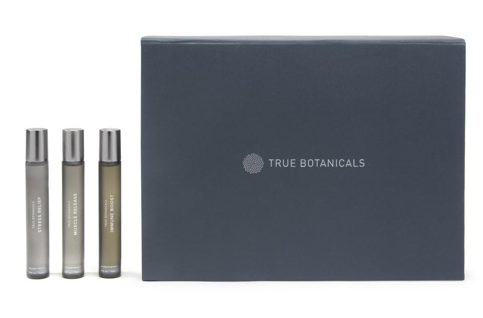 True Botanicals Aromatherapy Trio