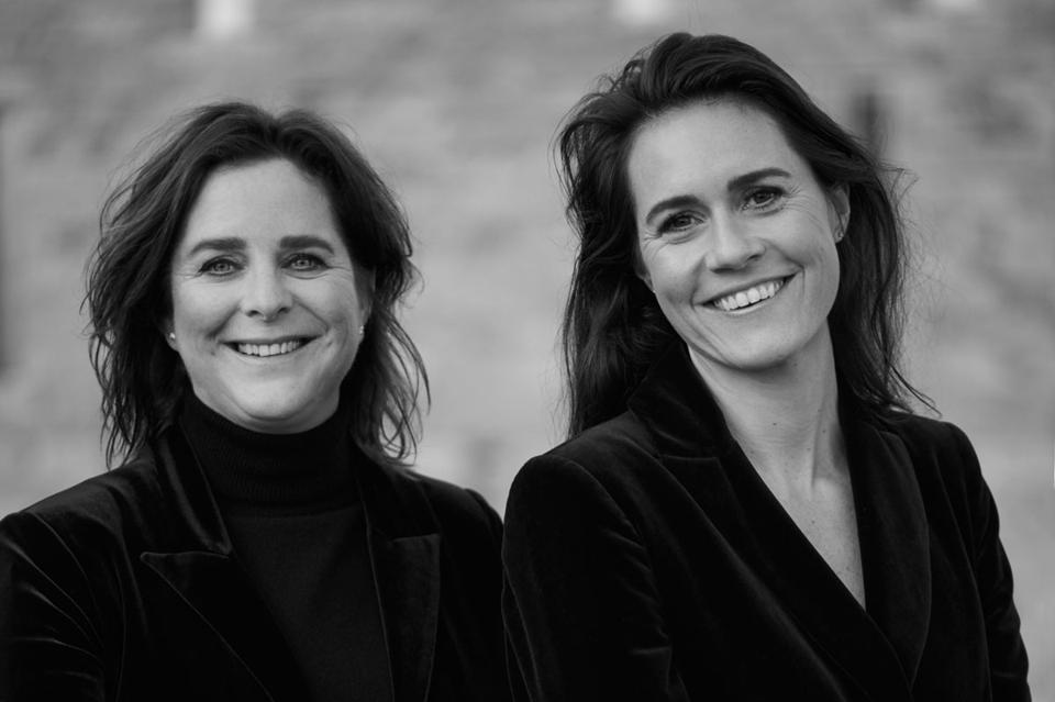 Janneke Niessen, co-founder at CapitalT, and early-stage venture capital firm and Eva de Mol, co-founder and managing partner at CapitalT