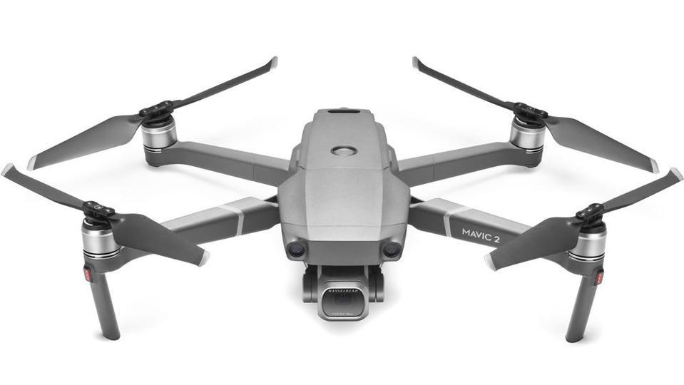DJI Mavic Pro Drone on a white background.