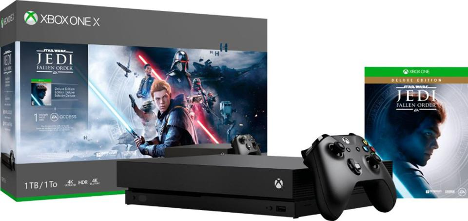 Best Cyber Monday Deals On Xbox One X