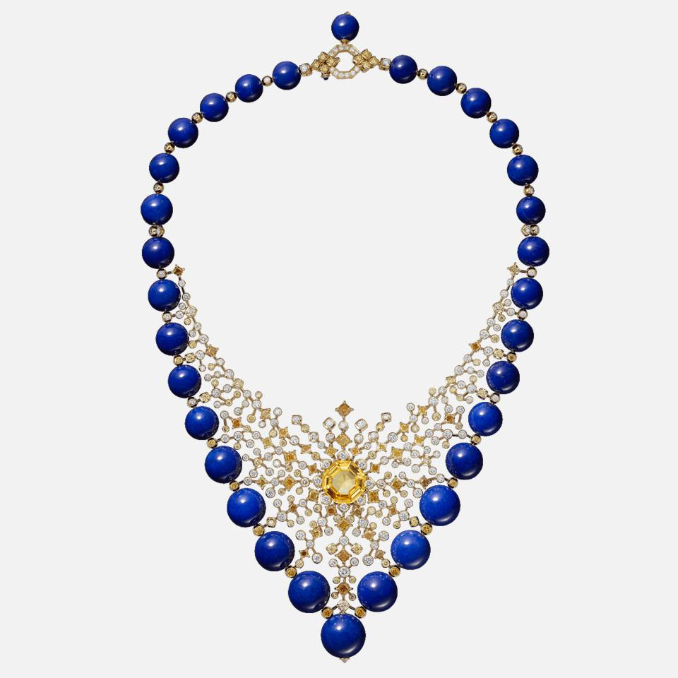 Magnitude High Jewelry necklace by Cartier