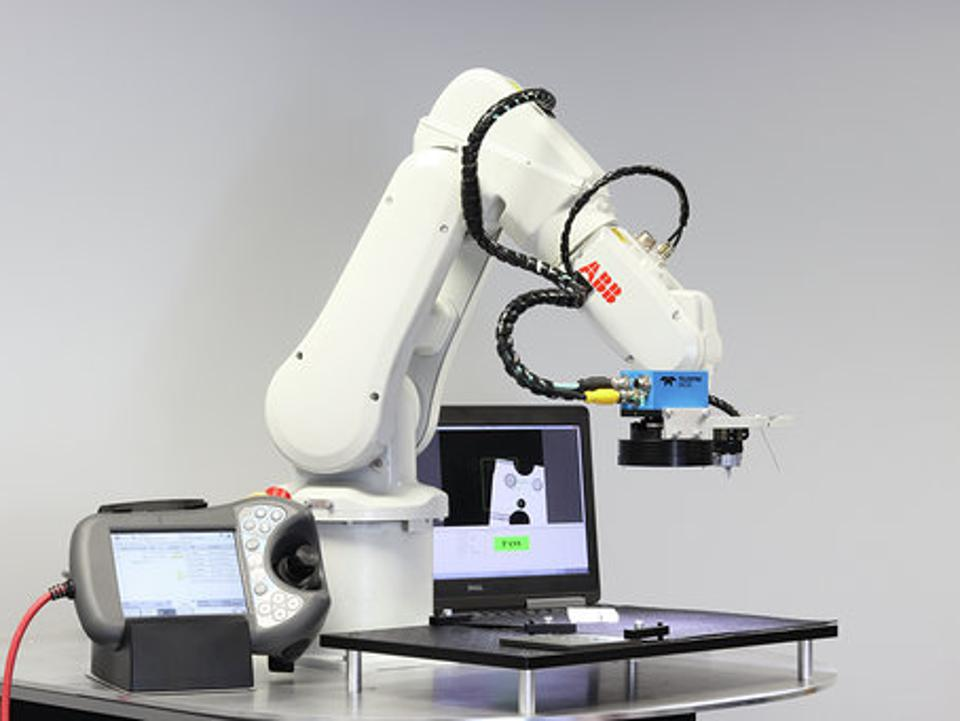 ABB robotic arm