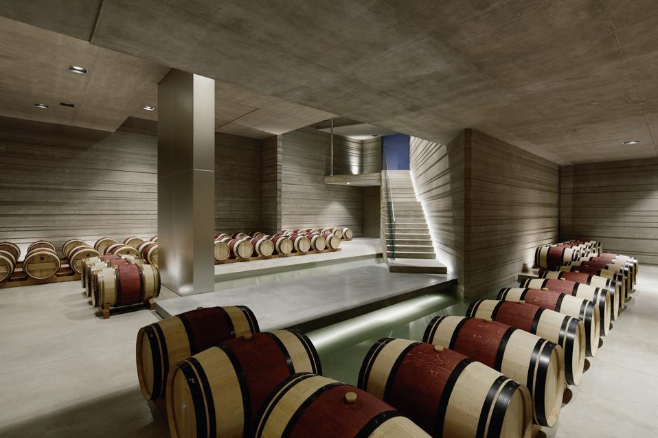 Masseto Cellar