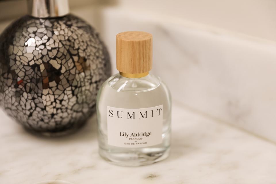 BOSTON, MA - Summit Lily Aldridge Perfume