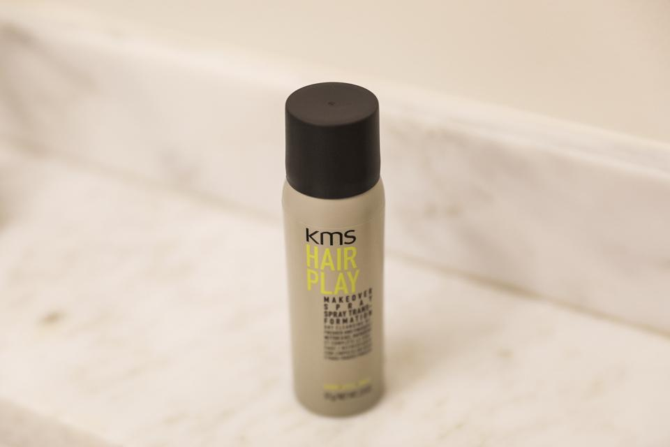 BOSTON, MA - KMS Hair Play Dry Cleansing Makeover Spray Travel Size