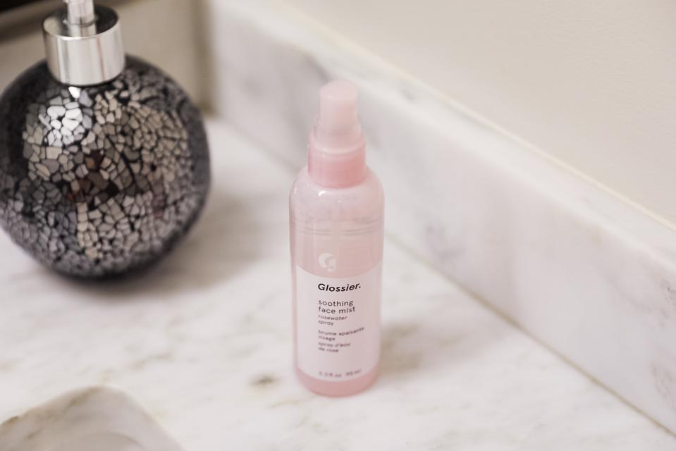 BOSTON, MA - Glossier Soothing Face Mist