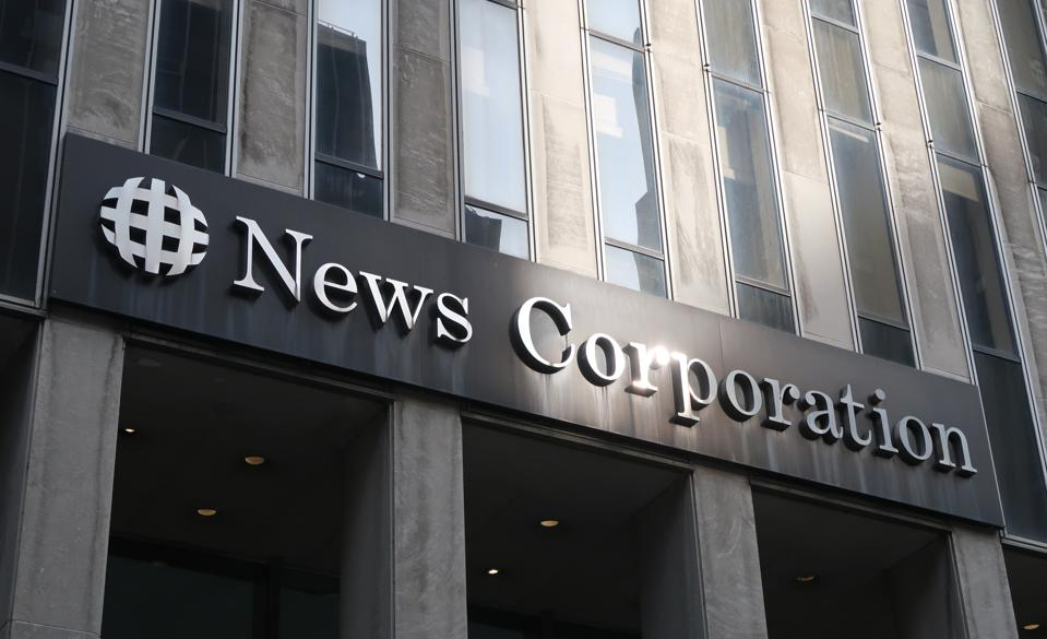 News Corporation Headquarters in New York City