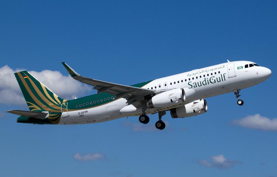 SaudiGulf A320