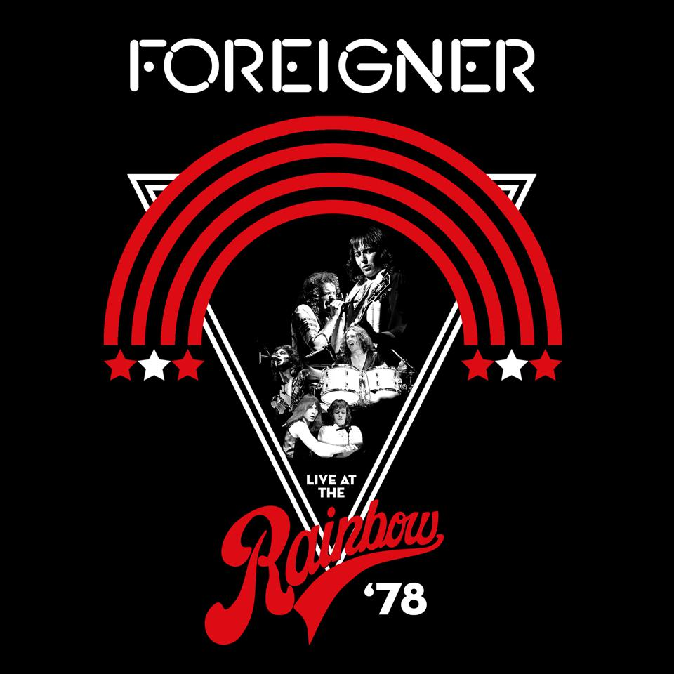 Foreigner - Live At The Rainbow
