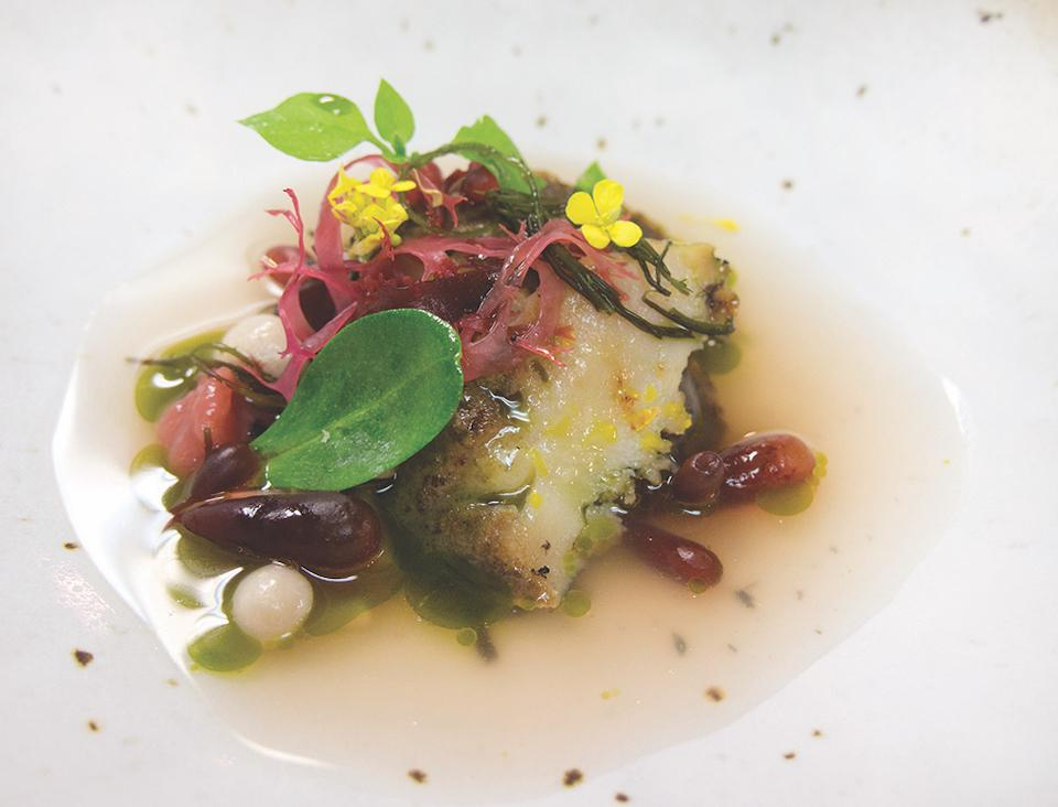Chef's Take on Abalone