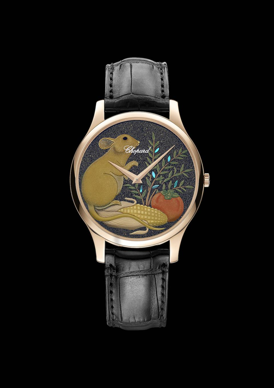 Chopard L.U.C XP Urushi Year of the Rat watch