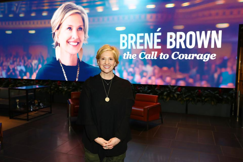 ″Brené Brown: The Call To Courage″