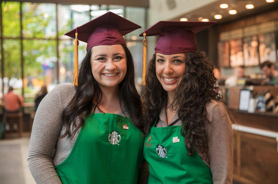 Purpose At Work: Starbucks' Special Ingredients To Scaling Impact