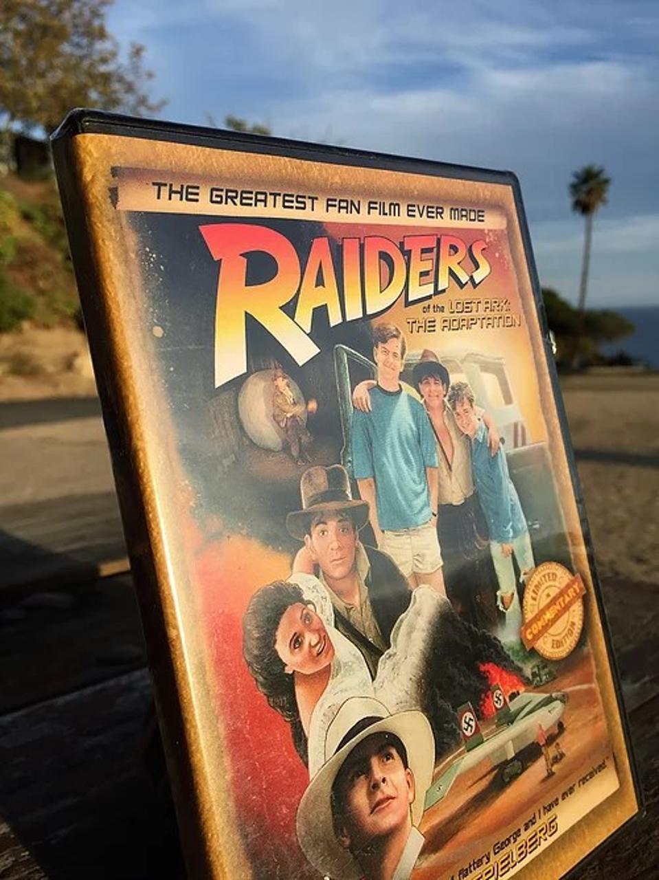 Raiders Fan Film by Eric Zala