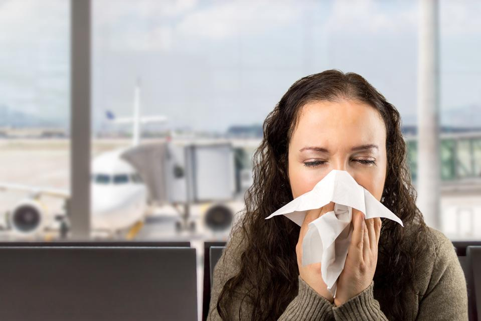 Why You Should Always Choose A Window Seat During Flu Season