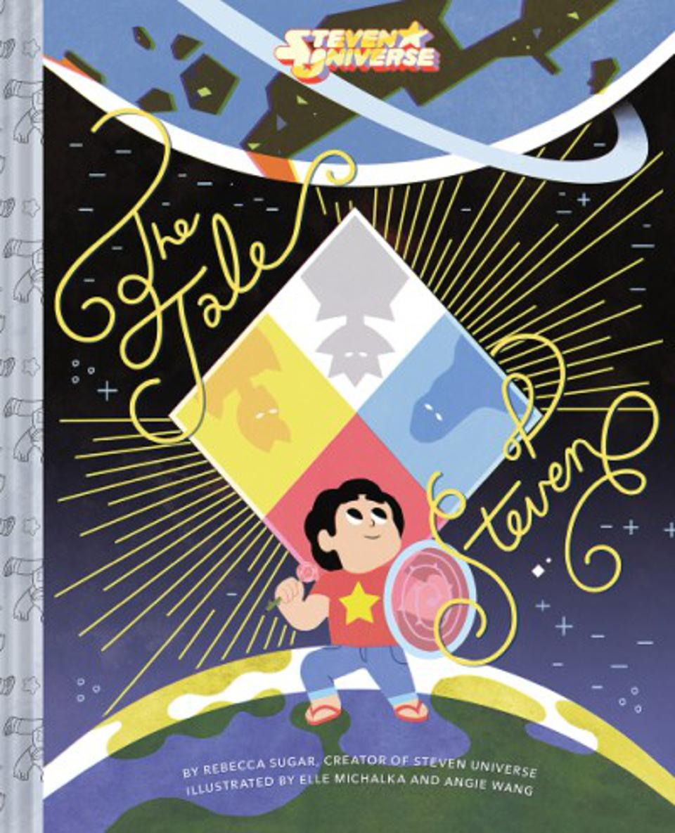 Steven Universe: The Tale of Steven from Abrams Books