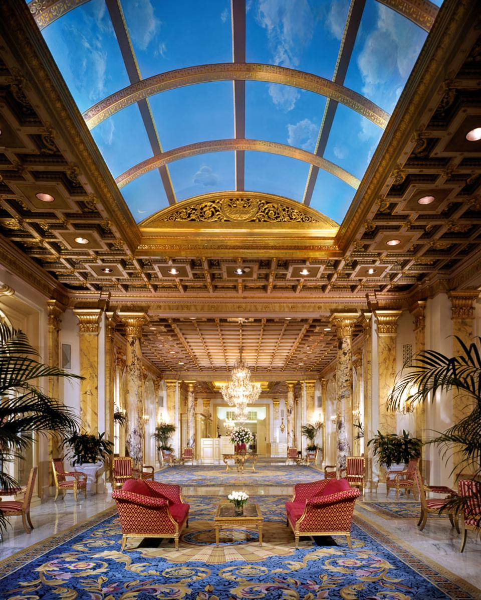 The Fairmont Copley Plaza: A Hotel Fit For A Dowager Countess