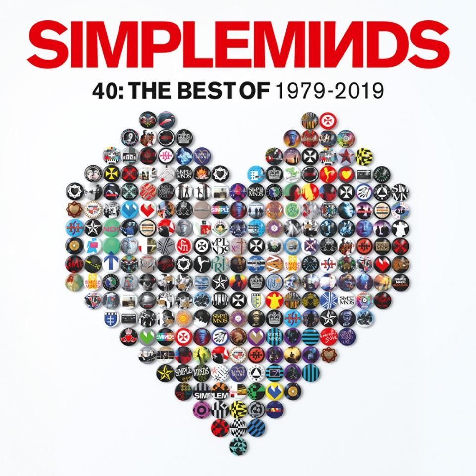 Simple Minds: 40: The Best of 1979-2019