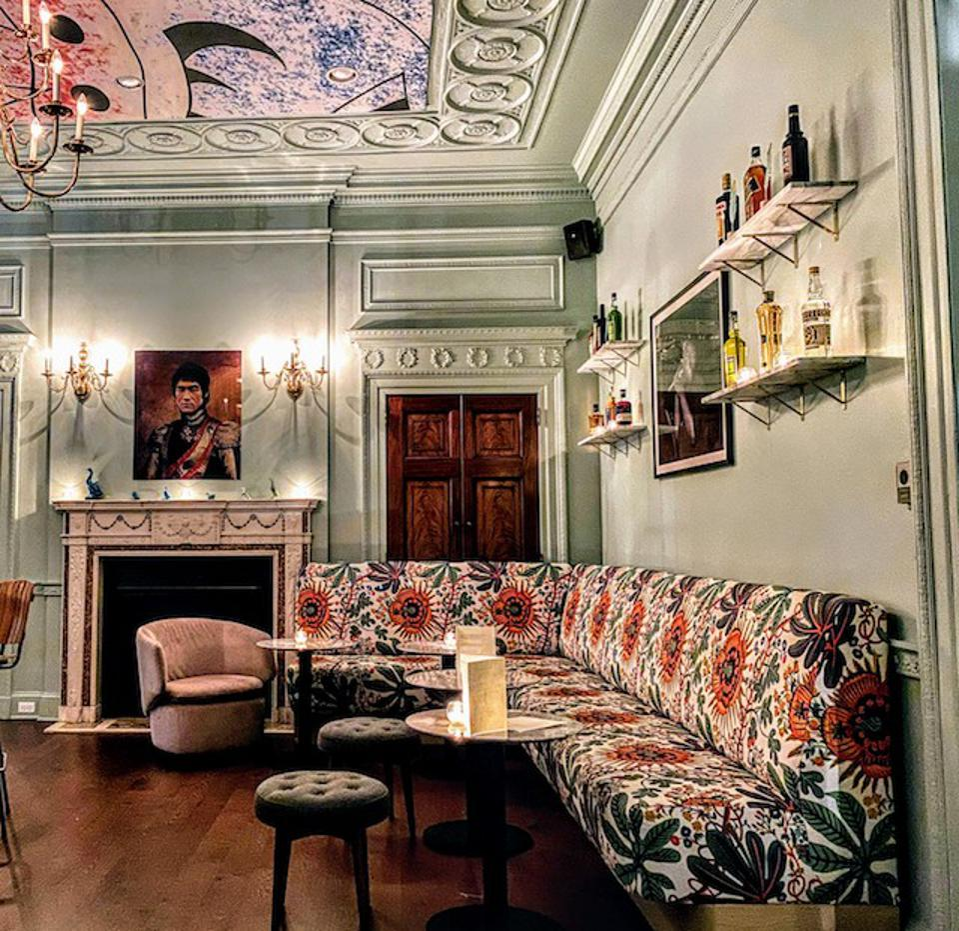The Goosefeather Bar