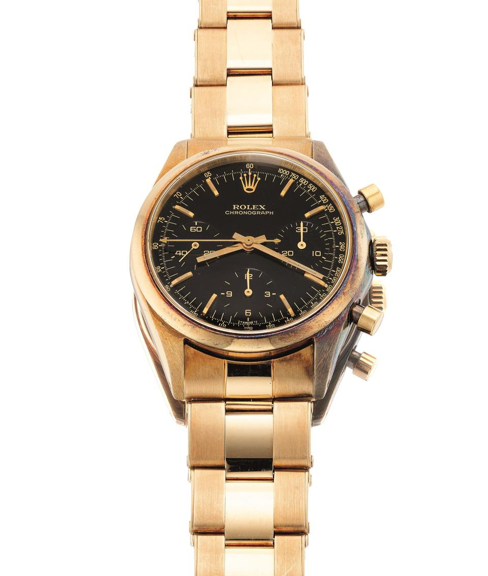 Phillips in Association with Bacs  & Russo, Rolex