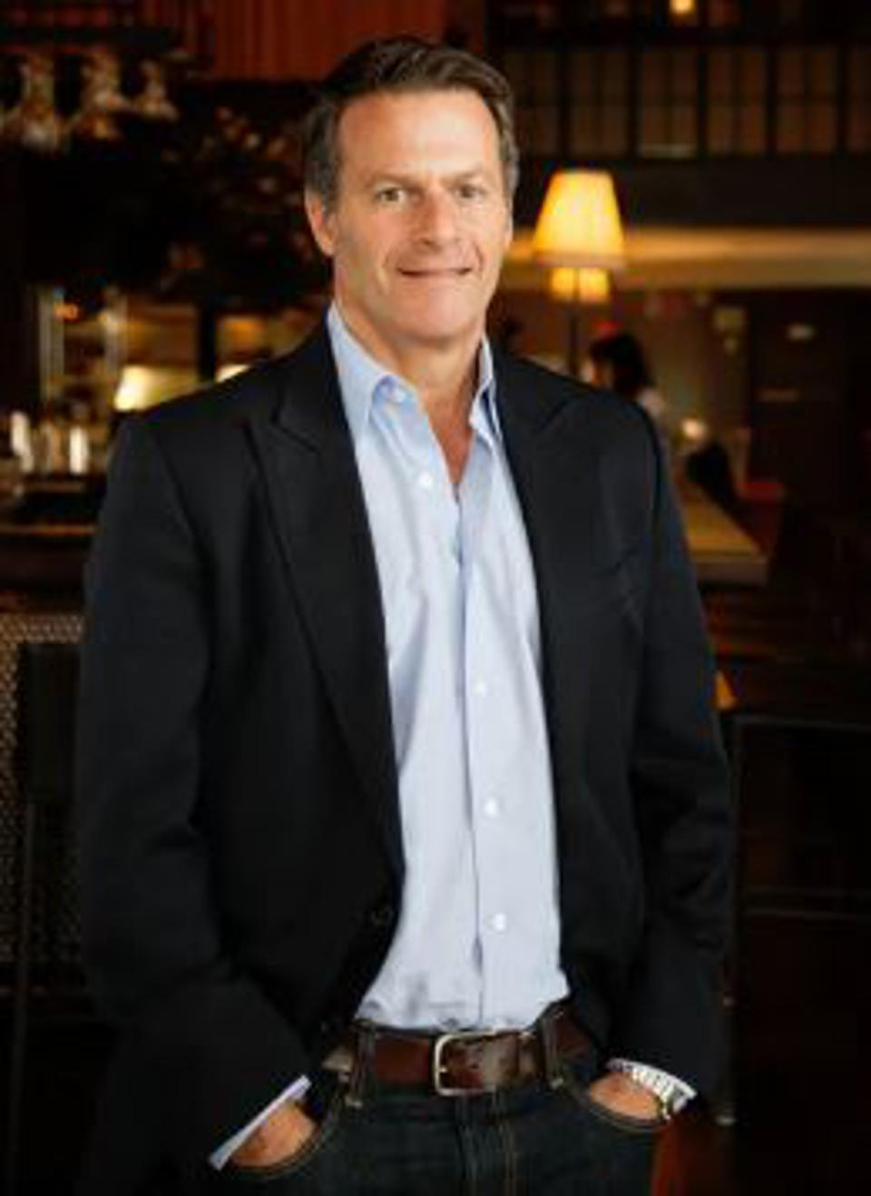 Scott Gerber has become one of the hospitality industry's most recognized people.