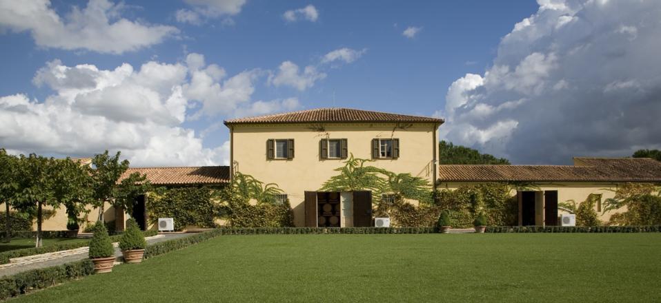 Fattoria Le Pupille Winery in Maremma, Tuscany, Italy