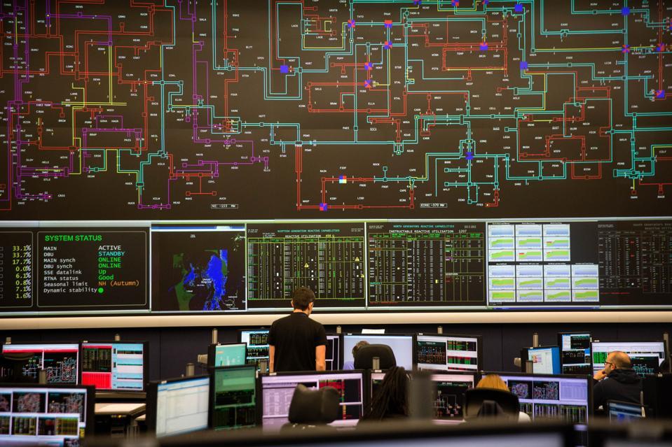 National Grid offshore nationalisation plans