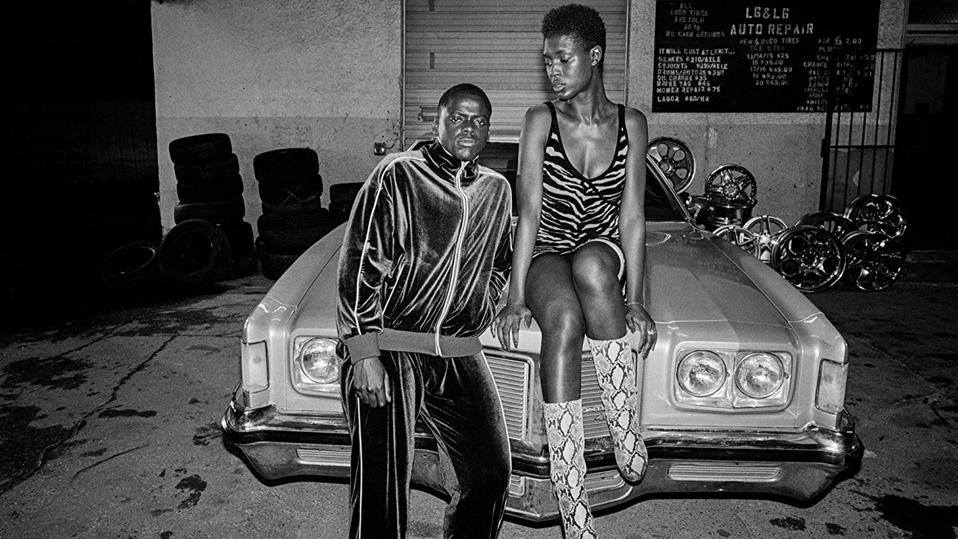 Daniel Kaluuya and Jodie Turner-Smith in 'Queen & Slim'