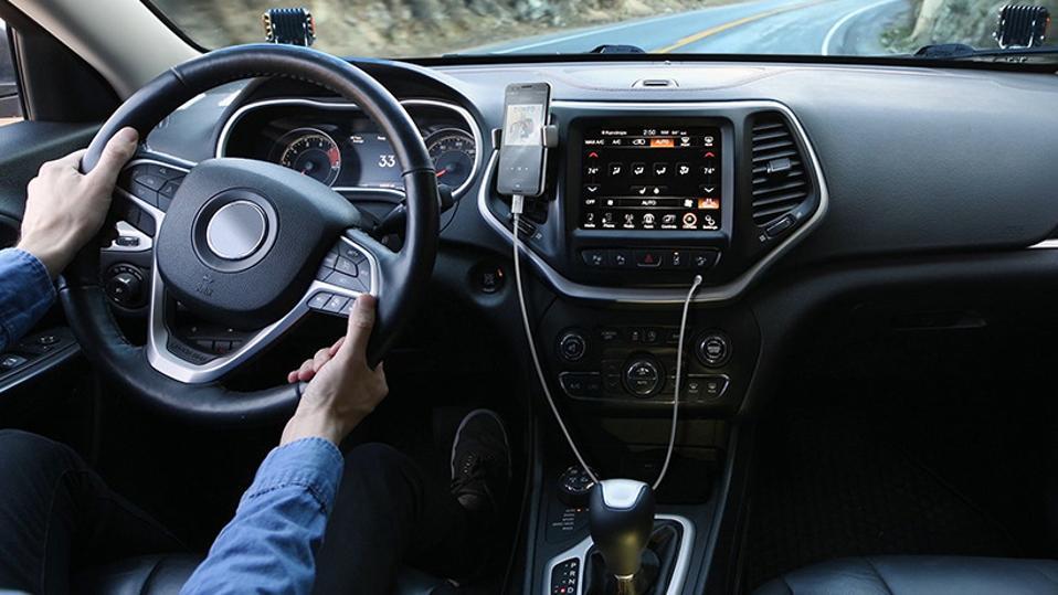 Belkin phone car mount