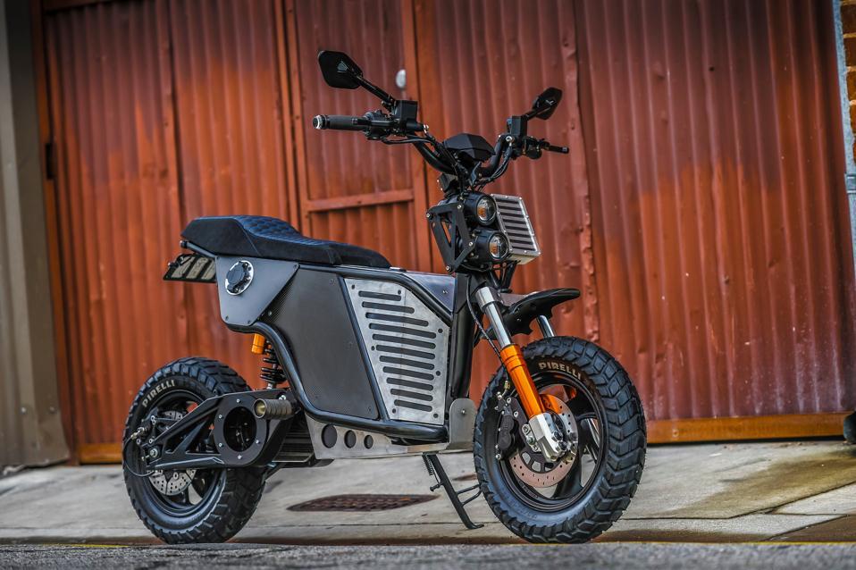 NKD electric motorbike