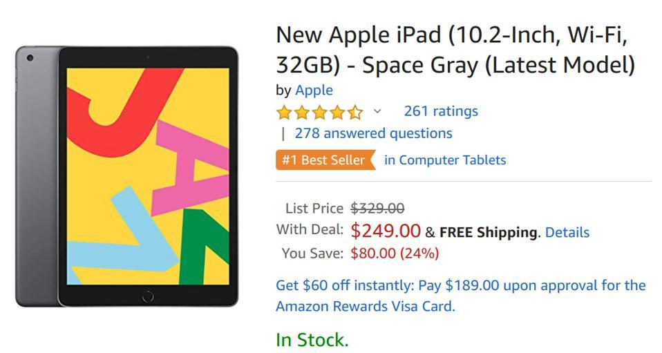 iPad Black friday deals, ipad Cyber Monday deals, best iPad deals,