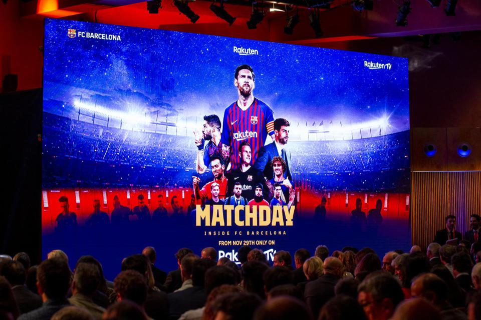 A premiere of Matchday took place in Barcelona on November 28th, one day prior to its official release and the club's 120th birthday.