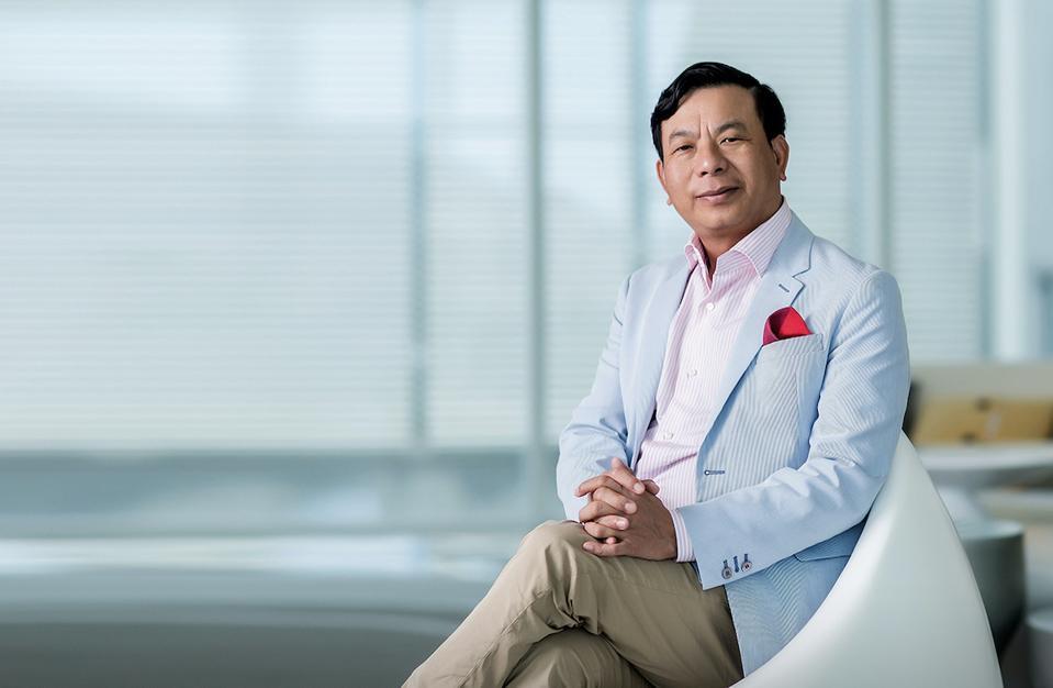 Wu Yuangang, chairman of Hanking Group