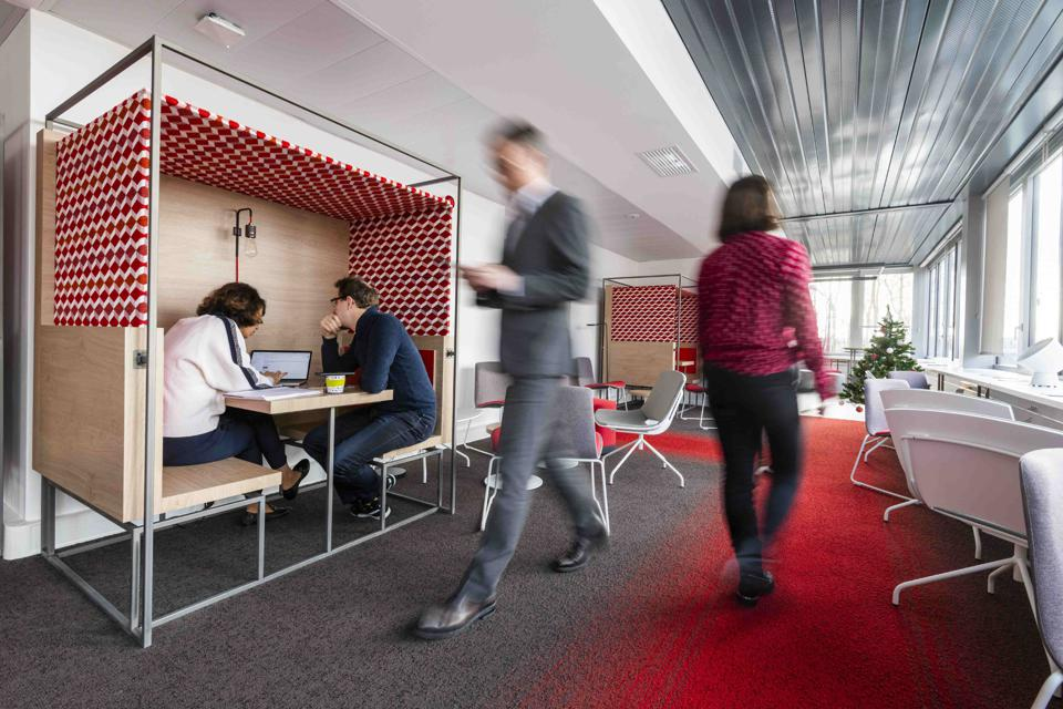 From Personalization to Biophilia, 3 Office Trends That Leaders Need to Know About