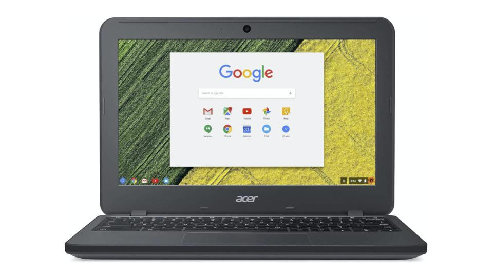 Acer Chromebook 11 N7 on a white background.