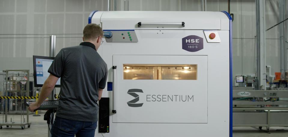 Essentium HSE 3D Printer_1