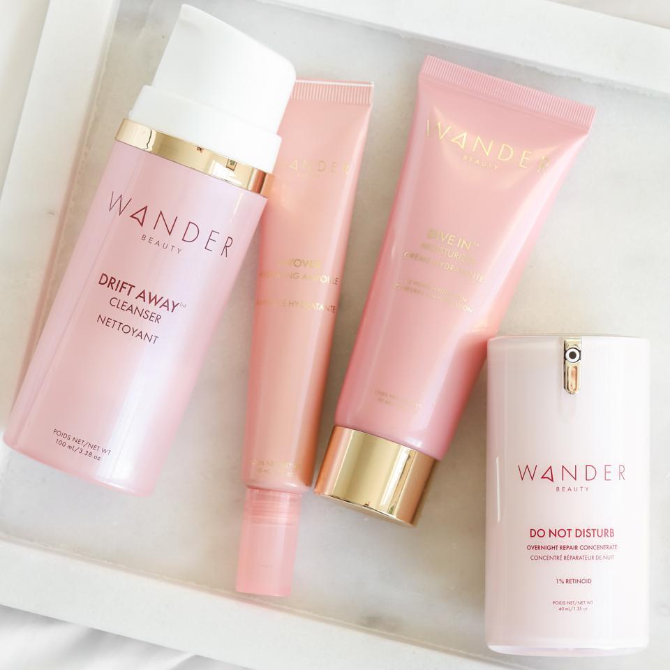 Skincare by Wander Beauty