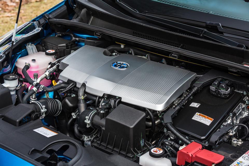 2019 Toyota Prius XLE AWD-e Hybrid