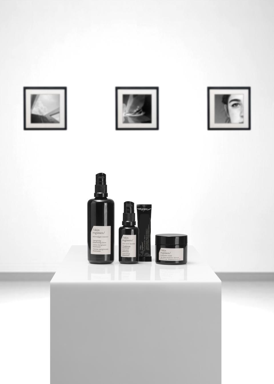 Skin Regimen collection