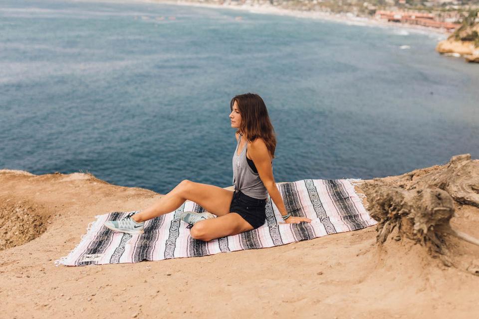 Baja Blanket from Everyday California