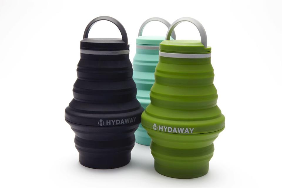 25 Ounce Hydaway Collapsible Water Bottle