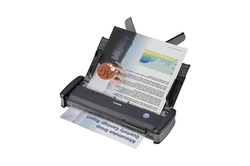 Scan-tini Mobile Document Scanner from Canon