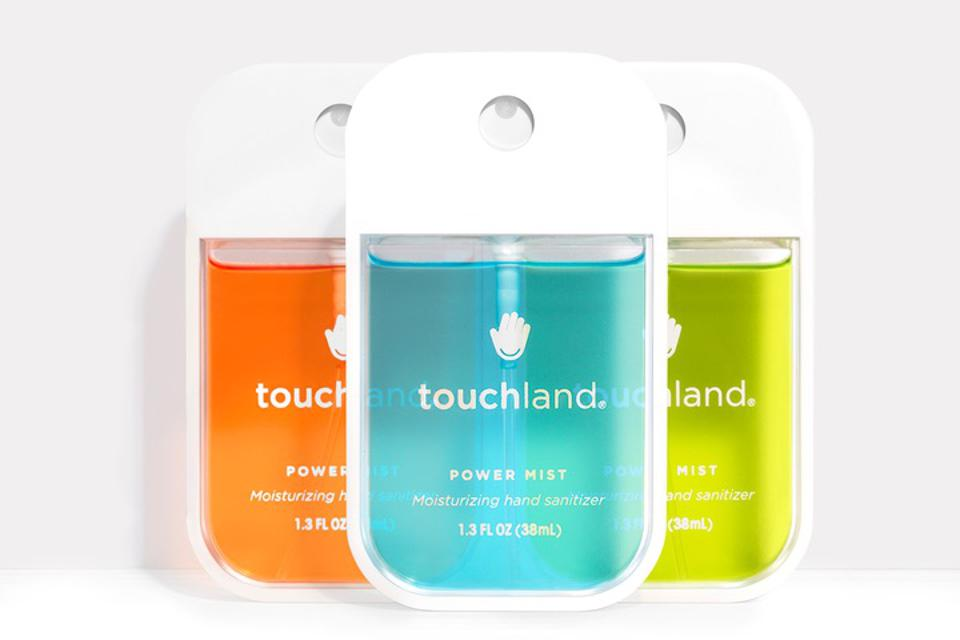 Touchland Hand Sanitizers