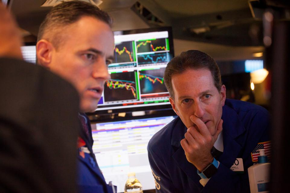 These Factors Help Explain The Market's Strength During Economic Collapse