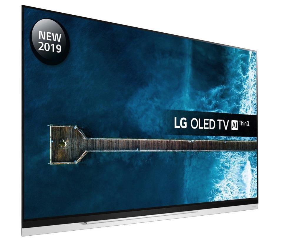 The LG OLED65E9PUA