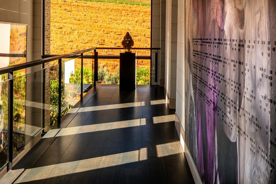 Delaire Graff Estate, Laurence Graff, Stellenbosch, Cape Winelands, South Africa