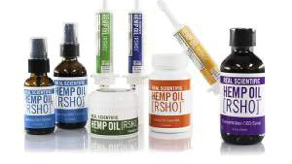 Cannabidiol (CBD) hemp oil whole food products