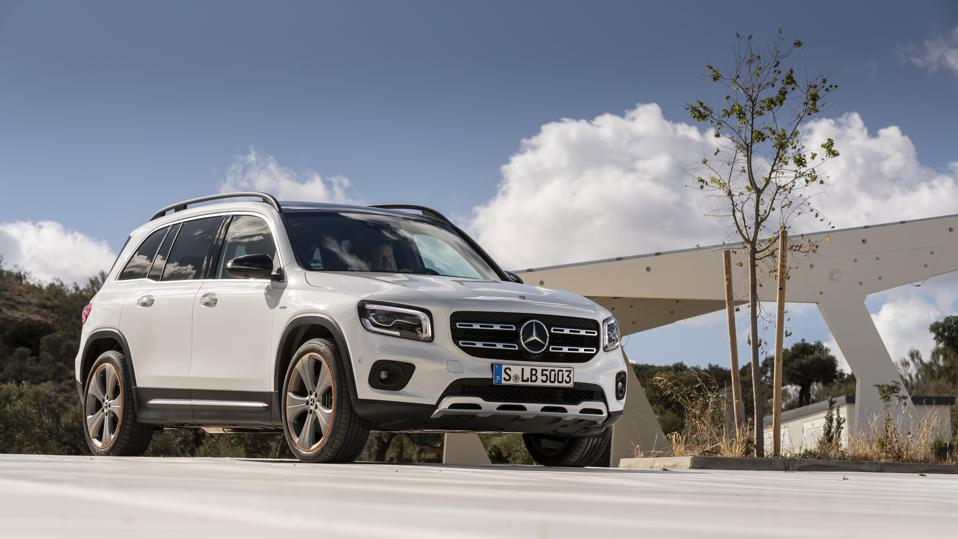 The new Mercedes-Benz GLB, tested in Spain this week, is the most convincing modern Benz.