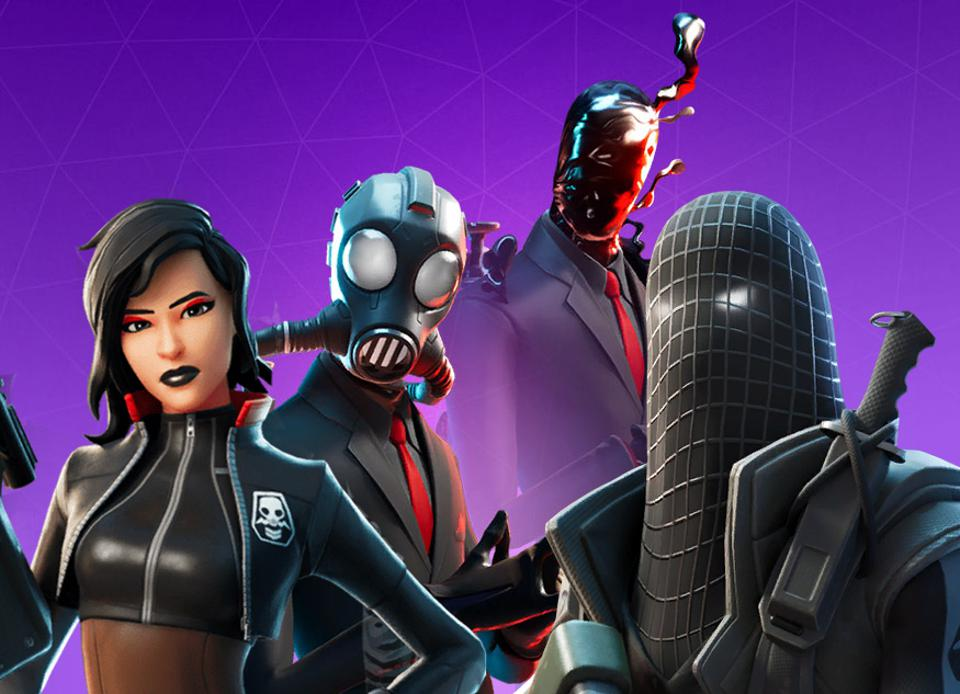 Fortnite Chapter 2 Has A Criminal Organization That Fans